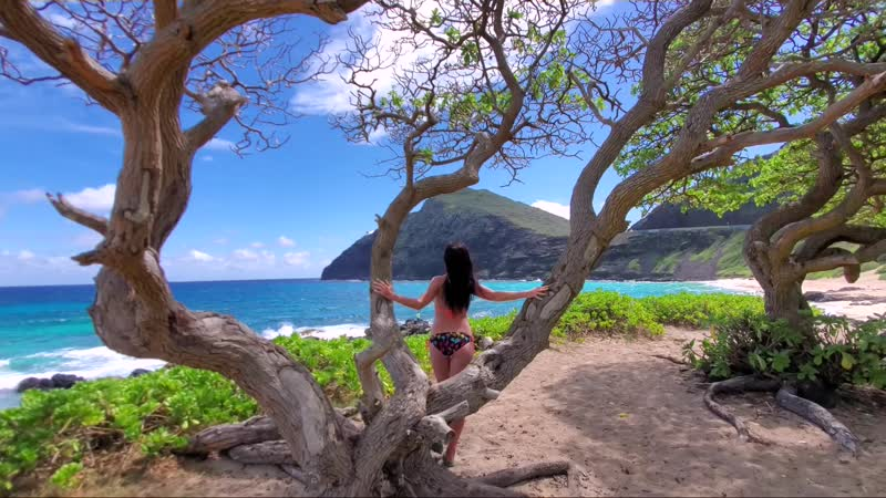 🌴💖Let's capture and shared my moment holiday in Oahu💖🌴