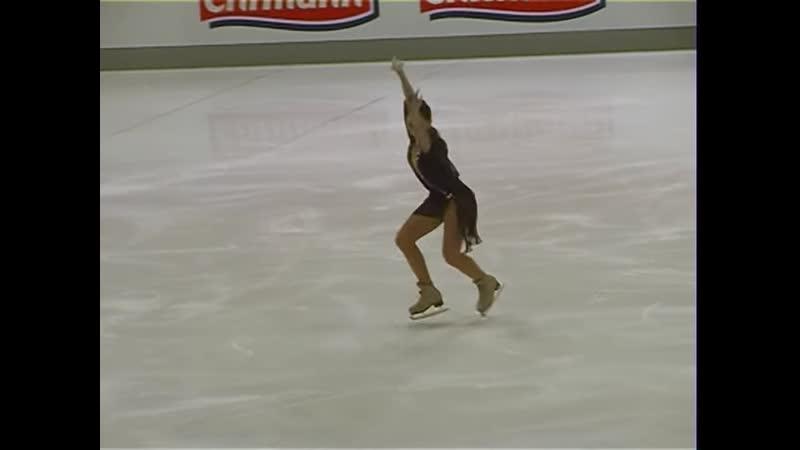 Ladies FS Elizaveta Tuktamysheva RUS Nebelhorn Trophy 2014 Gold Medallist