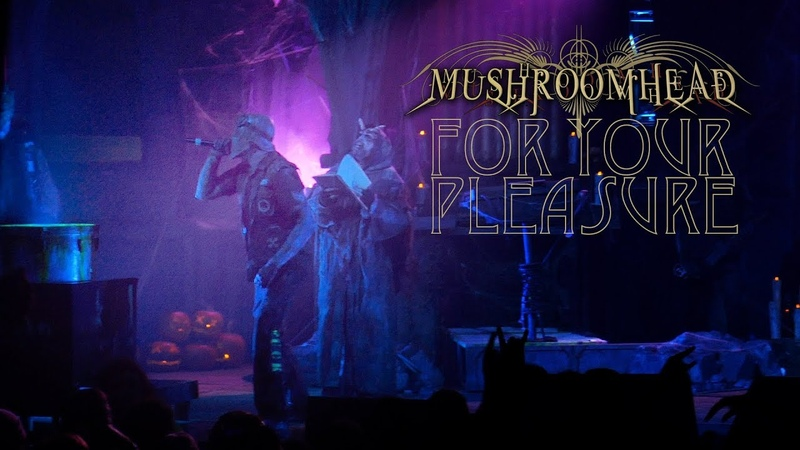 Mushroomhead - For Your Pleasure- Halloween Show 2017 - Live - Cleveland