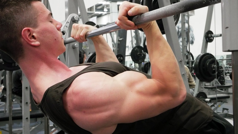 Build Huge Biceps Without Weights (Bodyweight Curls)