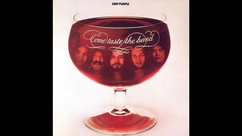 Deep Purple Dealer Come Taste The Band