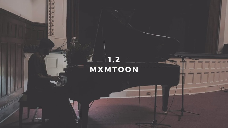 1 2 mxmtoon piano rendition by david ross lawn