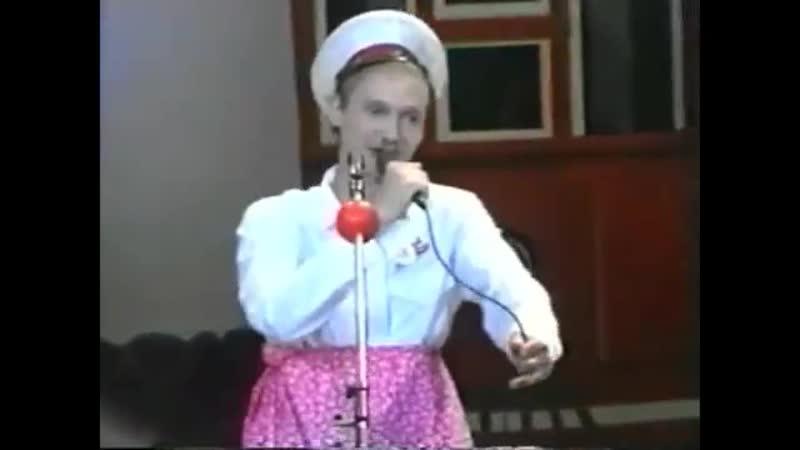 НГУ КВН 1991 3 пародии на Газманова
