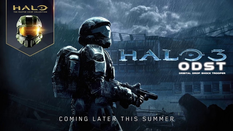 Halo 3 ODST Firefight Teaser | Halo The Master Chief Collection