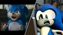 [SFM] Sonic Reacts to SONIC THE HEDGEHOG (2019) Trailer