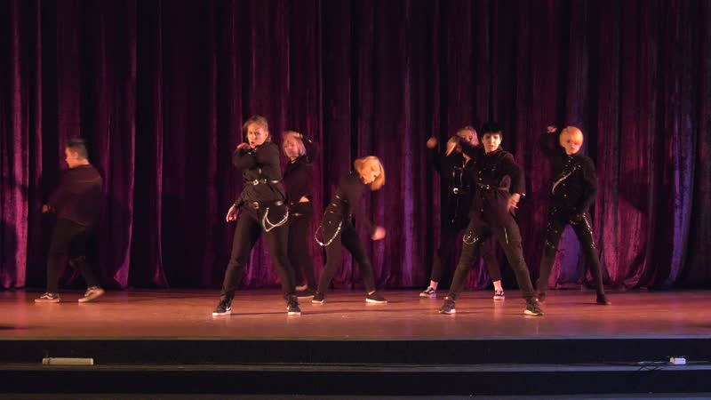 AnimeDay 2019 Block1 Групповой Cover Dance TheMOB Fake love BTS