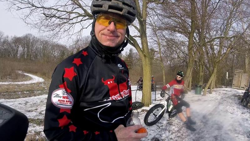 Mad Cow Winter Fat Bike Race 3