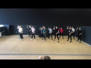 Hip-Hop Choreo   Танцуя Мечту