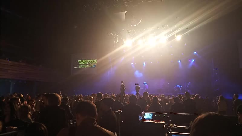 Главсlub Green Concert. антракт ))