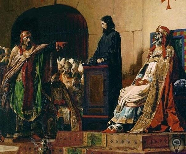 В 897 году в Латеранском дворце, в Риме, состоялся церковный трибунал под названием «Трупный синод», где подсудимый, римский папа Формоз, (от латинского «formosus» - «красивый»