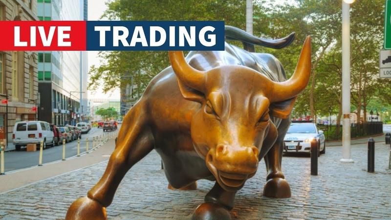 🔴 Watch Day Trading Live June 29 NYSE NASDAQ Stocks Live Stream