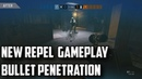 New Bullet Penetration Repel Changels Rainbow Six Siege