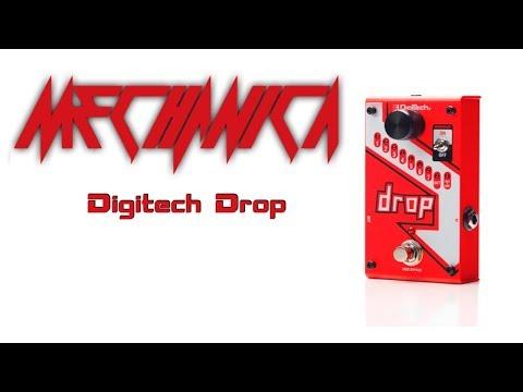 Mechanica - Выпуск 5 /Обзор Гитарной педали Digitech Drop