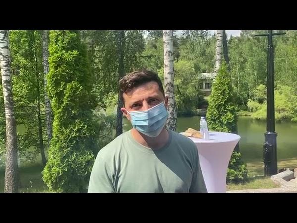 Зеленський розповів НВ про Авакова, міністра освіти і вибори у Києві
