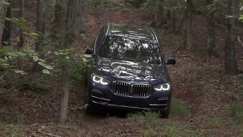 BMW X5 2020 Off Road Demonstration