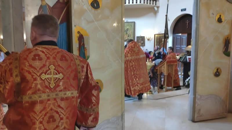Live † Храм Рождества Иоанна Предтечи в Юкках