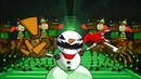 Классный ниндзя - Тихий удар, смертельный удар /Лагерь ниндзя - Сезон 1 Серия 24 Мультфильм Disney
