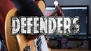 Marvel s The Defenders Theme on Guitar
