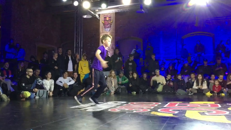 Bboy Noize отбор at Red Bull bc one camp Russia
