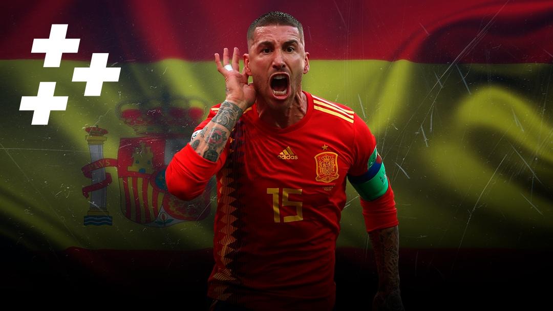"""Серхио Рамос — легенда """"Красной Фурии"""". Кто еще провел столько матчей за Испанию?"""