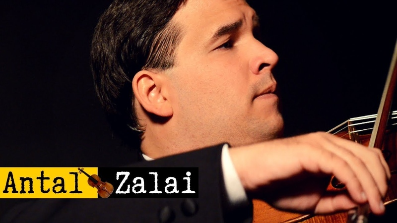 TCHAIKOVSKY: Lensky's Aria from Eugene Onegin - Antal Zalai, violin - classical music