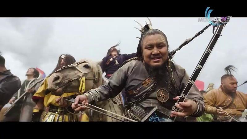 Всемирно известная монгольская рок группа THE HU поздравила сограждан с праздником Наадам