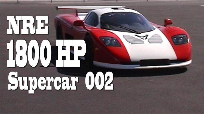 NRE's Fastest Supercar! 270 MPH NRE Mosler MT900. Nelson Supercars. Nelson Racing Engines.