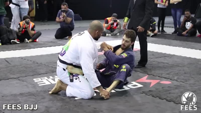 Jiu Jitsu - ERBERTH SANTOS - CAMPEONATO BRASILEIRO CBJJE 2019
