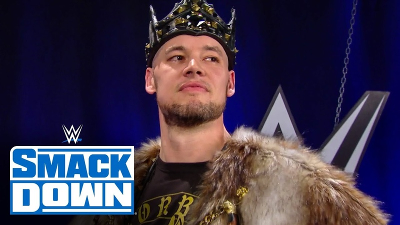 King Corbin prepared to end rivalry with Roman Reigns once and for all SmackDown Feb 21 2020