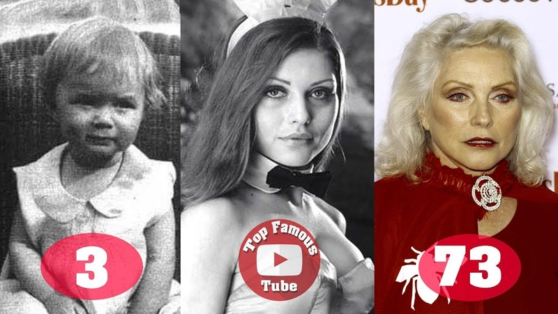 Debbie Harry | Transformation From 5 To 73 Years Old