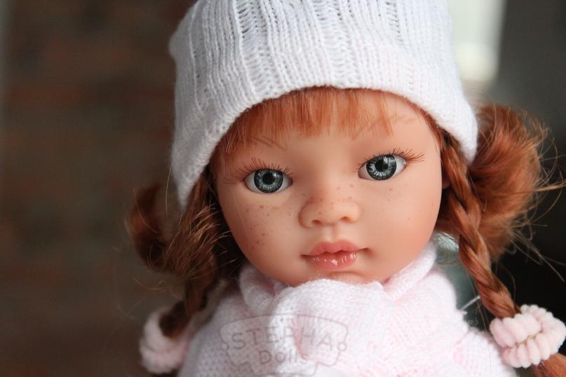 Кукла Эльвира, Antonio Juan Munecas, осенний образ.