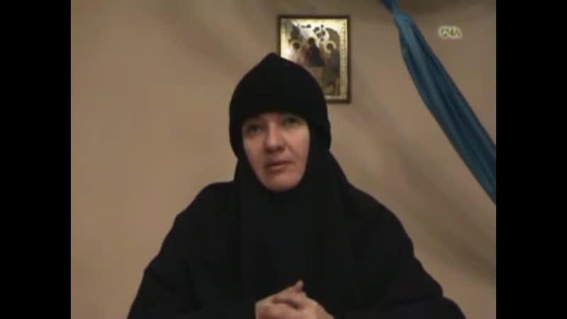 7 Переходный возраст Монахиня Нина Крыгина