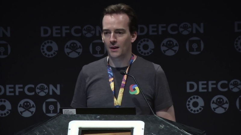 DEF CON 27 Conference - Elie Bursztein - Deep Learning Revolutionizing Side Channel Cryptanalysis