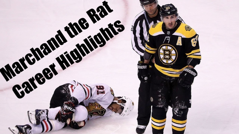 Marchand Highlight Reel Dirtiest Plays