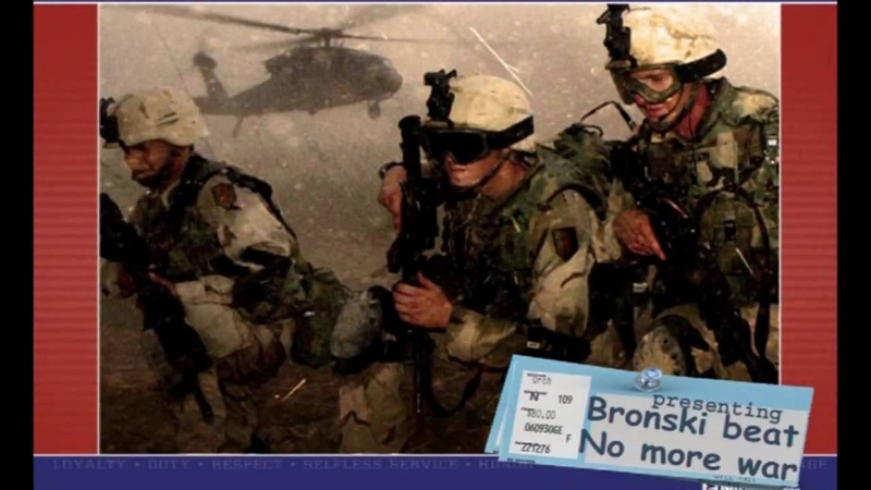 Bronski Beat-No More War-(HD Slide)
