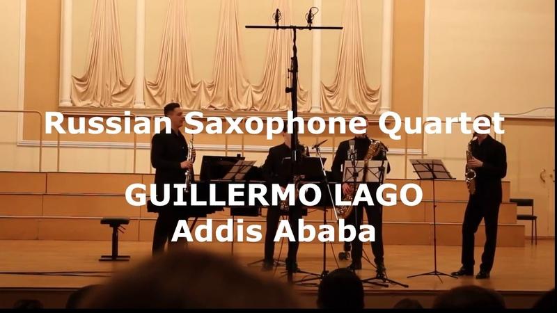 Guillermo Lago Ciudades: Addis Ababa LIVE