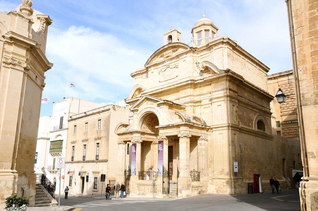QWj_e6LbYb4 Валлетта - столицы Мальты.
