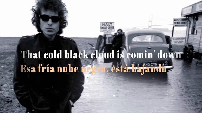 Bob Dylan Knockin' on heaven's door Traducción SUBTITULADO ESPAÑOL - INGLES