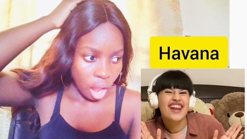 BLACK SINGER REACT TO diana Ankudinova HAVANA