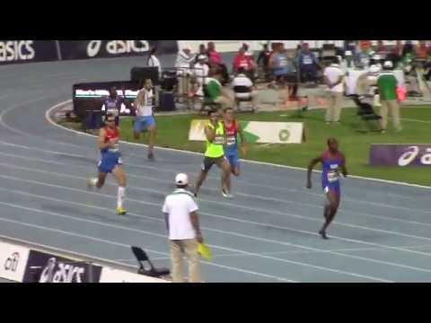 パラ陸上 世界選手権 2019 ドバイ T13 男子 400m 決勝