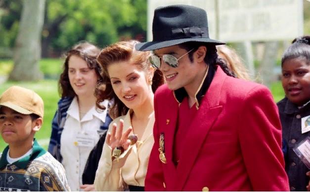 Дамы сердца Майкла Джексона. Лиза Мария Пресли. Часть 2., изображение №4