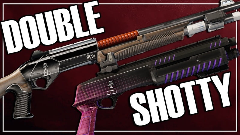The Double Shotty Ace Rainbow Six Siege Aces of September