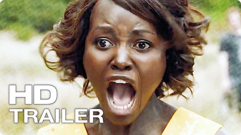 МАЛЕНЬКИЕ ЧУДОВИЩА Русский Трейлер 1 (2019) Лупита Нионго, Зомби Horror Movie HD
