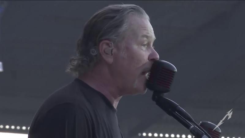 Metallica Fade to Black Brussels Belgium June 16 2019