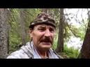 Рыбалка в августе на лесной речке.