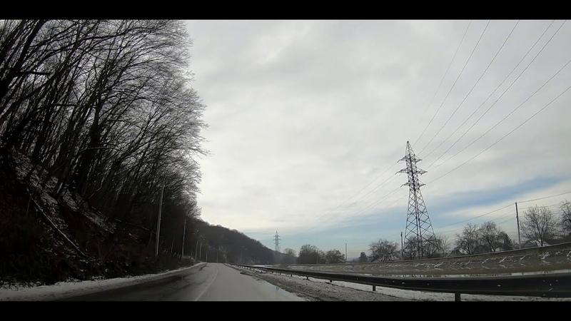 МАТРИЦА ДАЛА сбой , небо 1 секунду менялось, реальное видео водителей