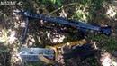 Обзор СХП пулемета М53 МГ42 308win Blank firing Yugo M53 MG42 308win Review