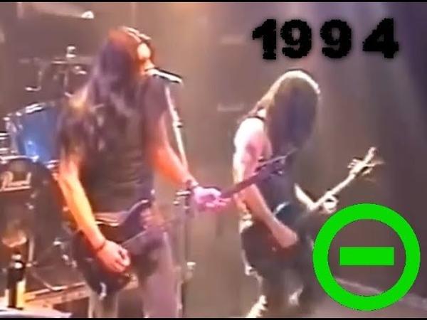 TYPE O NEGATIVE (1994.10) Sweden @Gino [SDB enhanced-60FPS]
