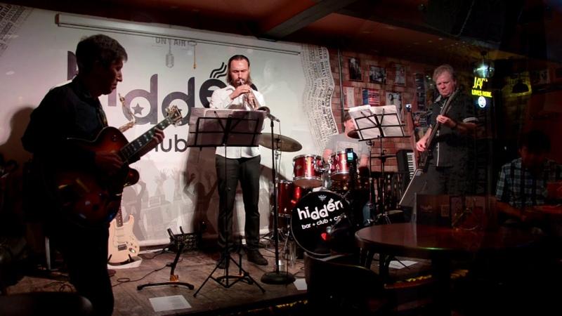 Round About Jazz Band in Hiddenbar 09.06.2019