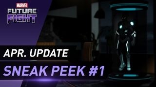 [MARVEL Future Fight] Apr. Update Sneak Peek #1